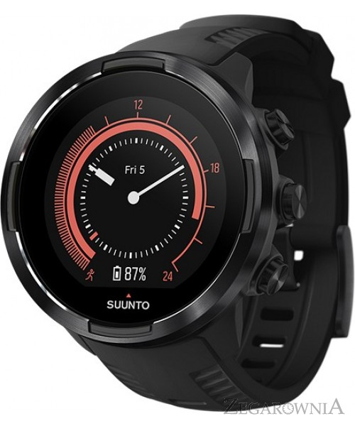 zegarek meski suunto 9 baro black ss050019000