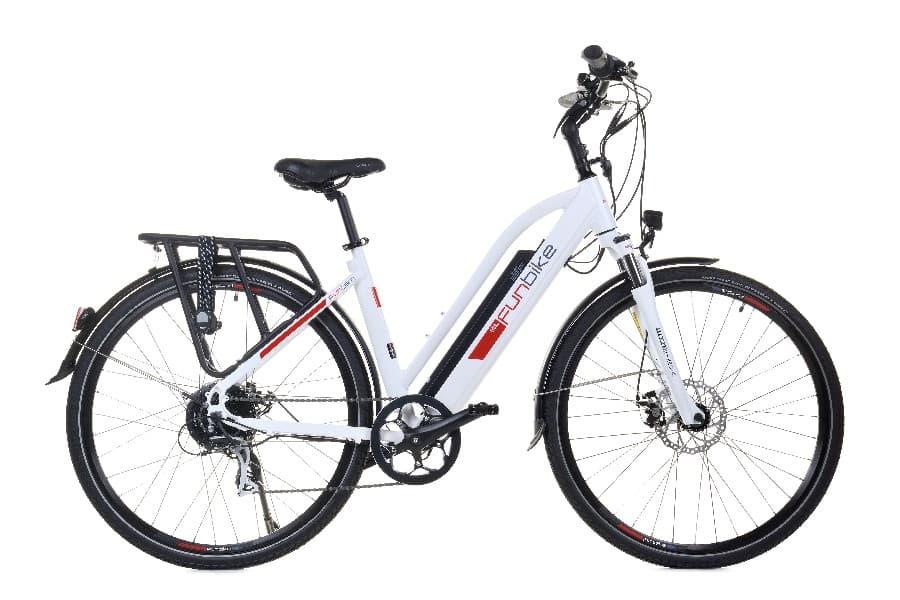 Rower elektryczny Funbike EVO L