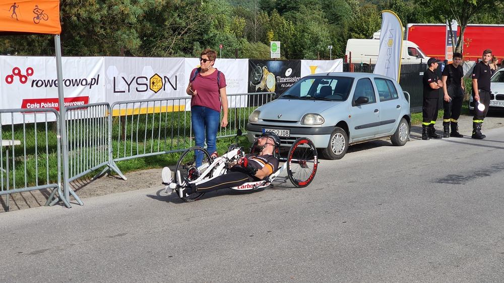 Galeria zdjęć UPhill pod Leskowcem - amatorski wyścig na medal!