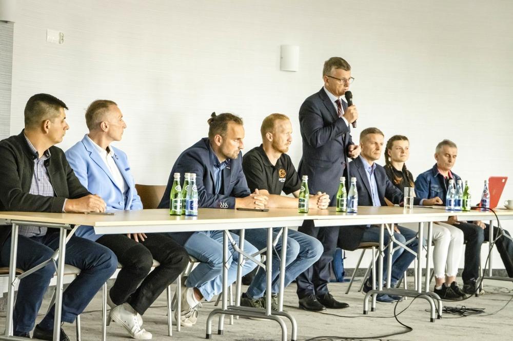Galeria zdjęć Mistrzostwa Polski Masters - zapowiedź
