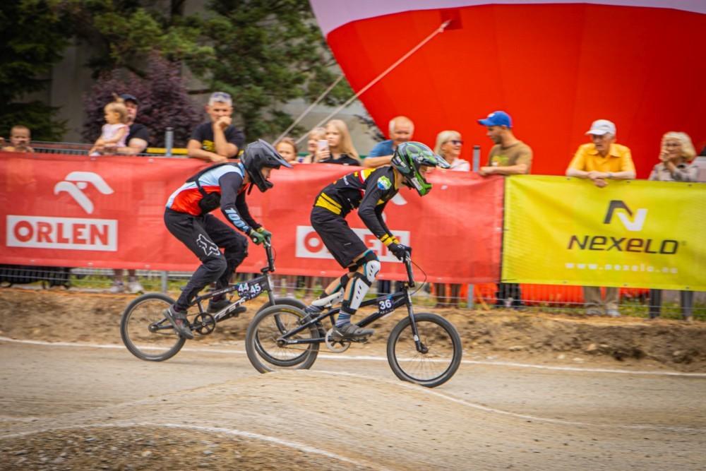 Galeria zdjęć Relacja z mistrzostw Polski BMX Racing | Dzierżoniów 2020 | Foto relacja
