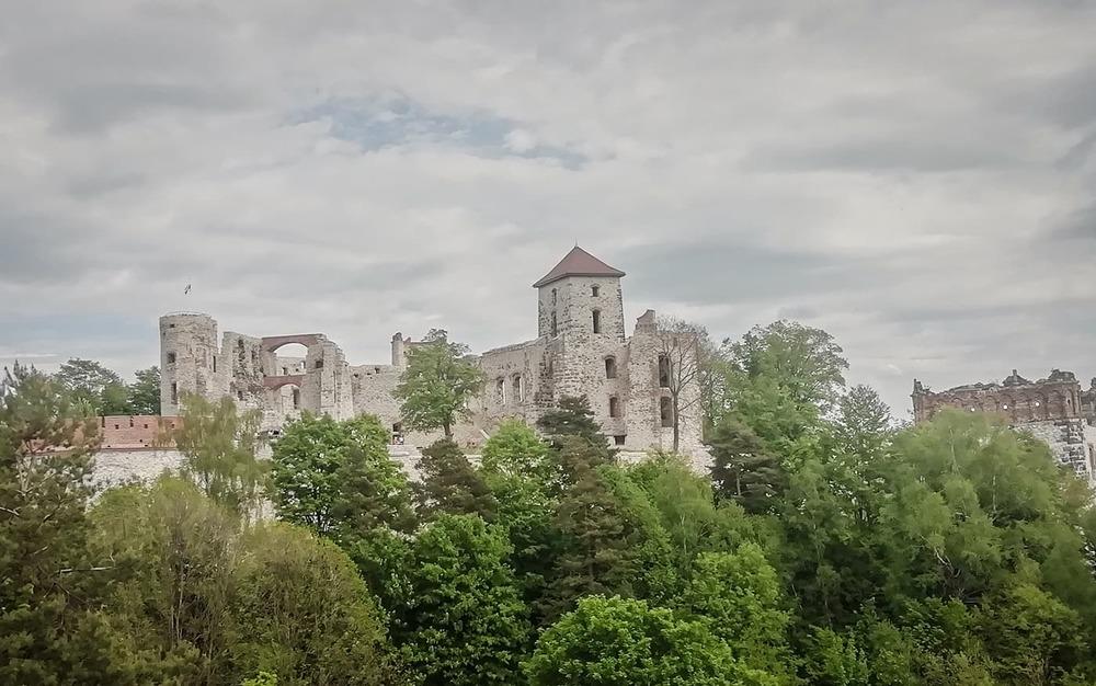 Galeria zdjęć Rowerem do ruin zamku, przejażdżka piękną puszczą dla każdego