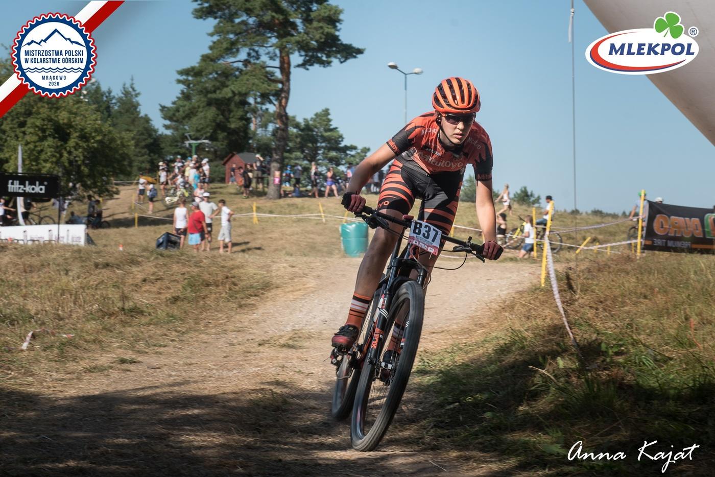 Mistrzostwa Polski w kolarstwie górskim 2020 – dzień 2