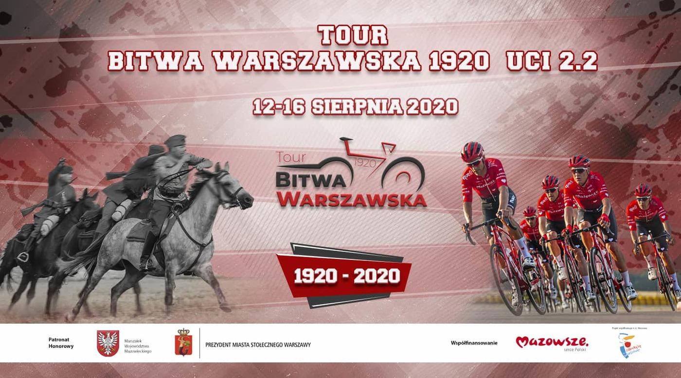 Prezentacja Tour Bitwa Warszawska 1920