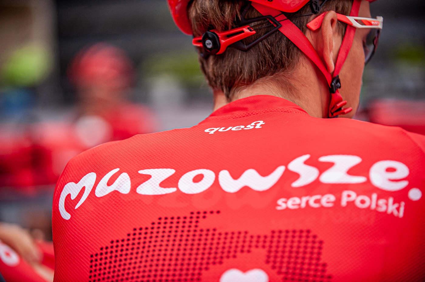 Mazowsze Serce Polski Team najlepszą drużyną kontynentalną w Europie