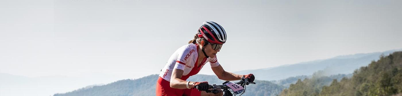 """Maja Włoszczowska zdradziła przepis na szczęście. """"Po prostu lubię jeździć na rowerze"""""""