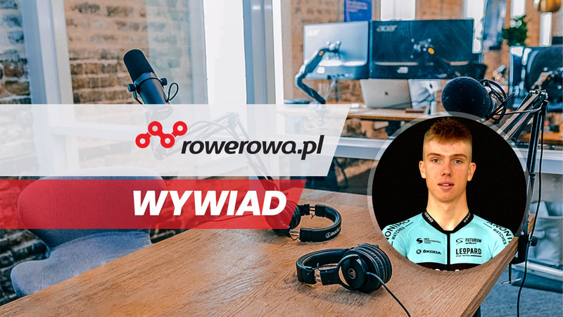 """Filip Maciejuk: """"Każde zwycięstwo i miejsce na podium są dla mnie bardzo cenne"""" - wywiad"""