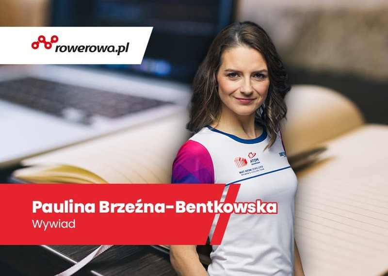 """Paulina Brzeźna-Bentkowska: """"Nie wyobrażałam sobie, żeby nie wystartować w mistrzostwach Polski"""""""