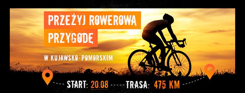 Robinsonada - ultramaraton rowerowy / idealny pomysł na aktywny koniec wakacji