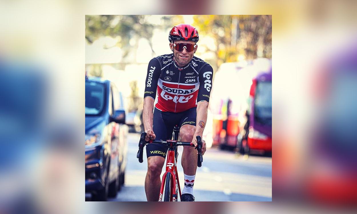 Tomasz Marczyński: Jeszcze w sobotę jeździłem na rowerze...