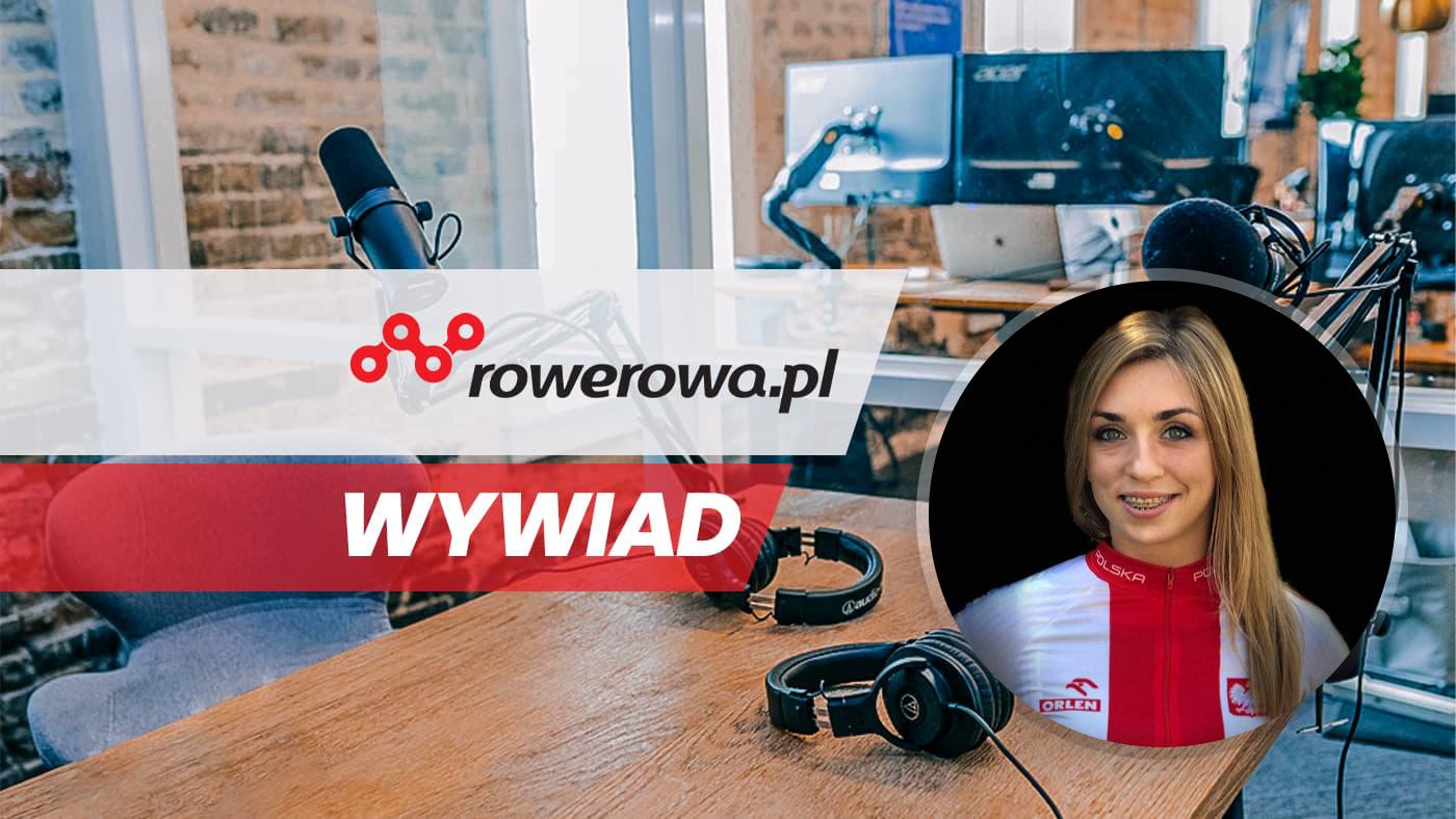 Rowerowe dziewczyny na medal IO: Urszula Łoś - wywiad
