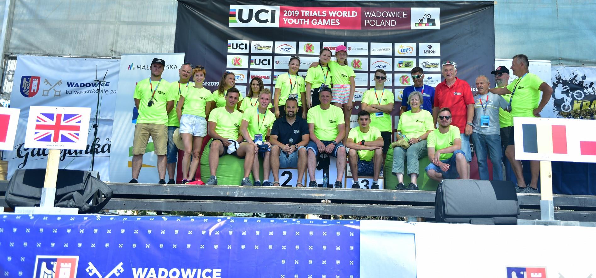 Mistrzostwa Świata do lat 16 w trialu