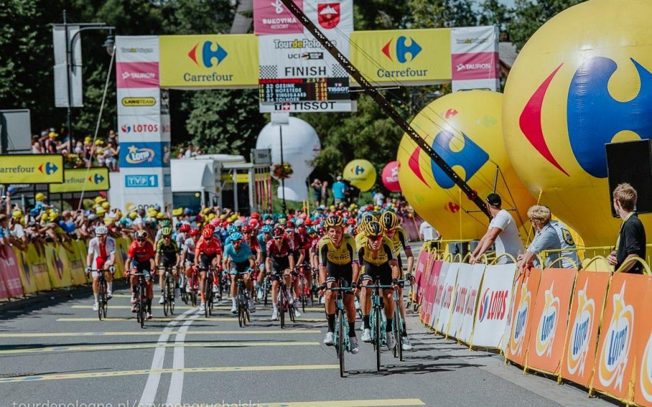 Tour de Pologne po nowemu – krótszy i w innym terminie
