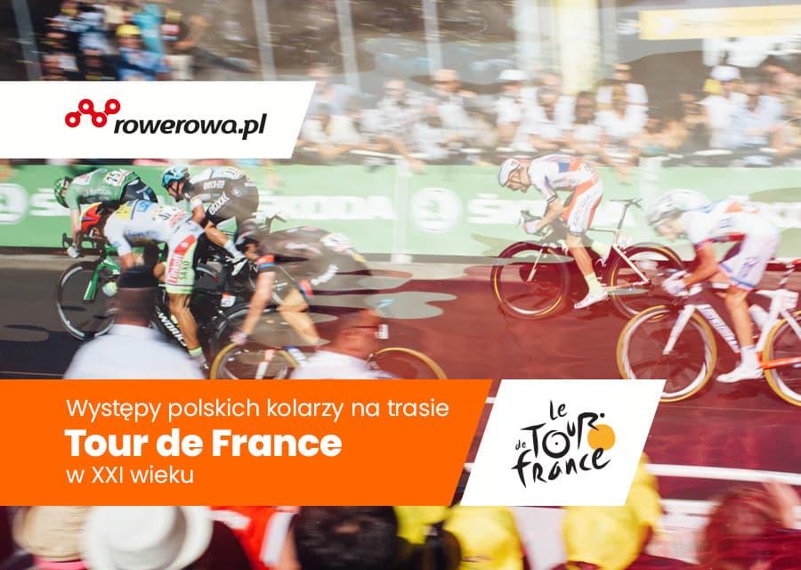 Występy polskich kolarzy na trasie Tour de France w XXI wieku #1: Rok 2001