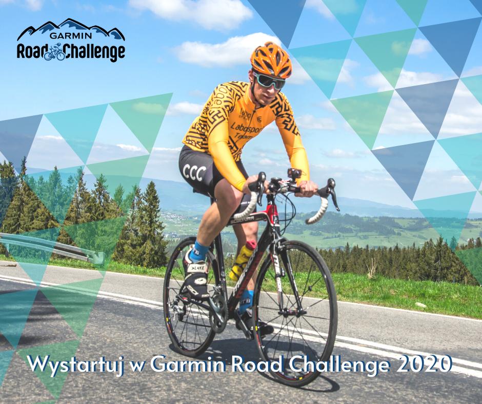 Wjedź rowerem na Morskie Oko – Garmin Road Challenge czas start!