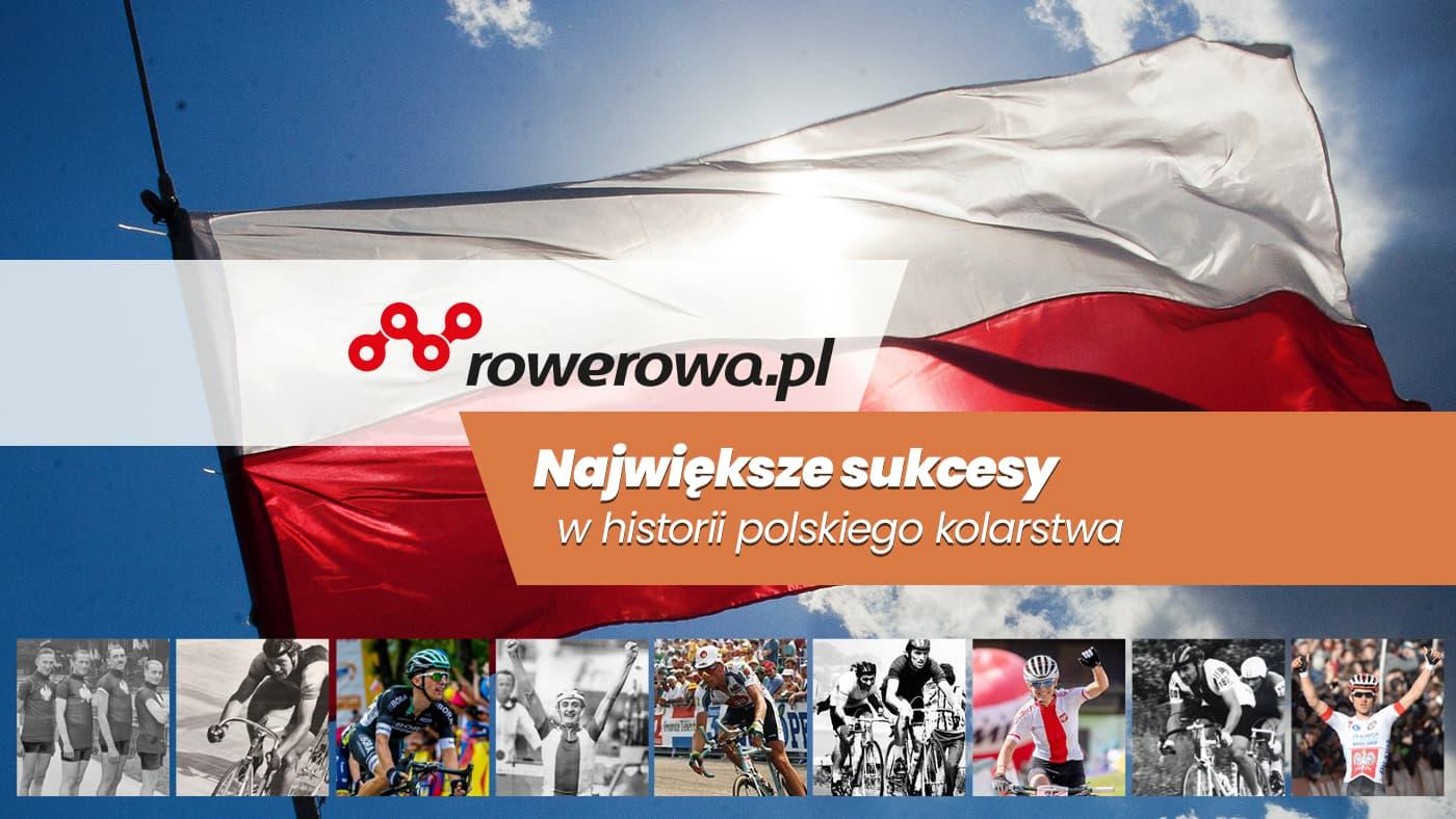 Największe sukcesy w historii polskiego kolarstwa #11: Drugi dublet Polaków na MŚ