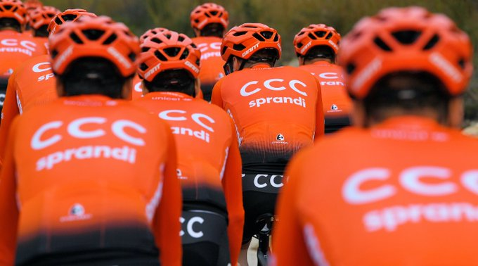 CCC Team zmieni się w Manuela Fundacion?