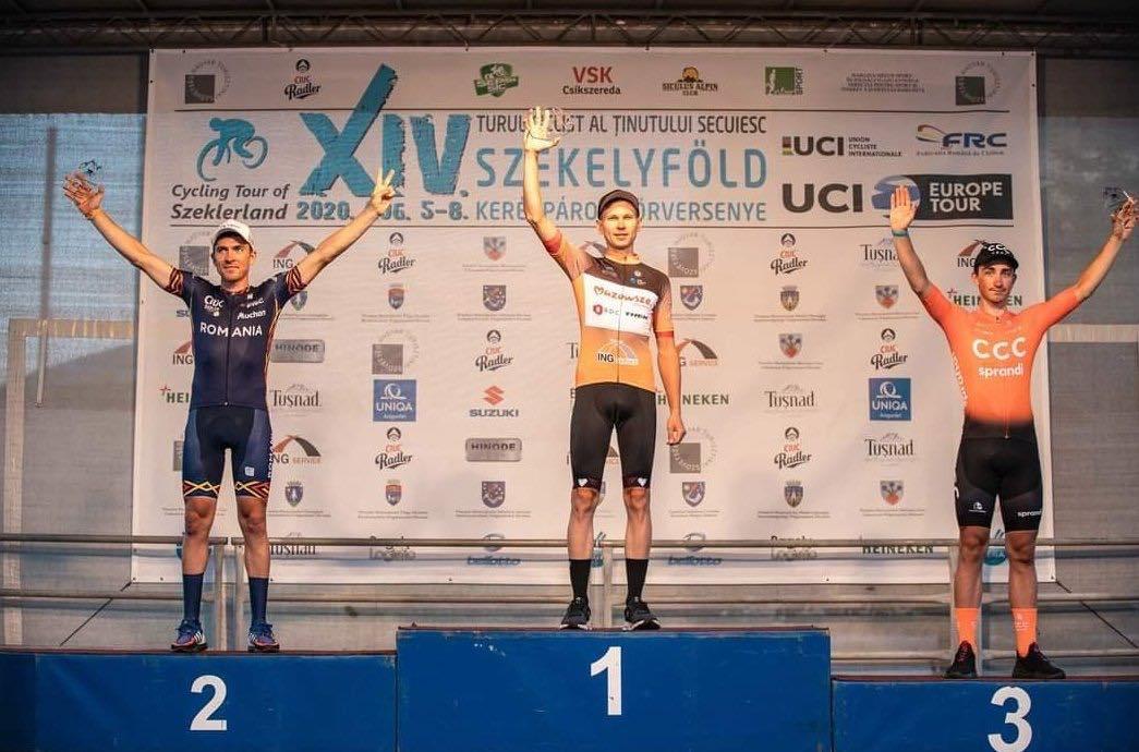 Jakub Kaczmarek świeżo po sukcesie w Rumunii