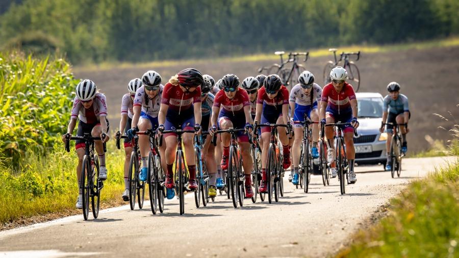 Pierwszy etap Sowiogórski Tour dla Marty Lach, Sylwii Kulczyk i Igora Sęka