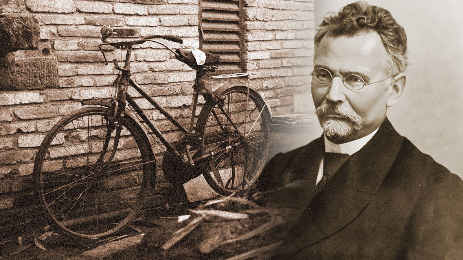 Bolesław Prus był jednym z pierwszych polskich… kolarzy. W szkole tego nam nie powiedzieli