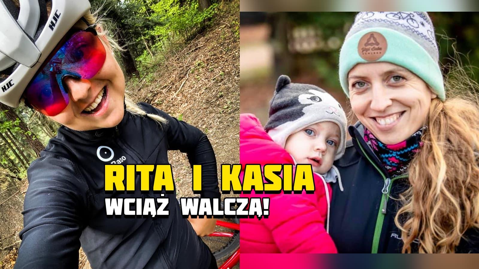 Rita i Kasia wciąż walczą! Ich stan zdrowia się poprawia, ale nadal trwa zbiórka, potrzebują naszej pomocy