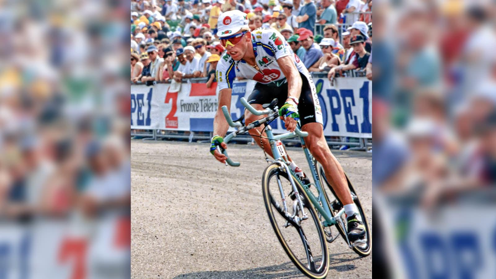 Zenon Jaskuła - to dzięki niemu wielu z nas pokochało jazdę na rowerze