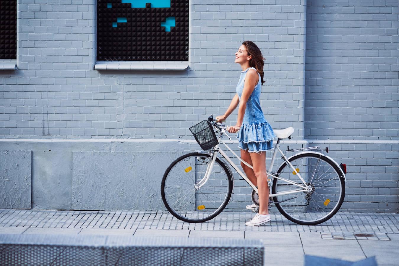 Czy jeżdżąc na rowerze można schudnąć?