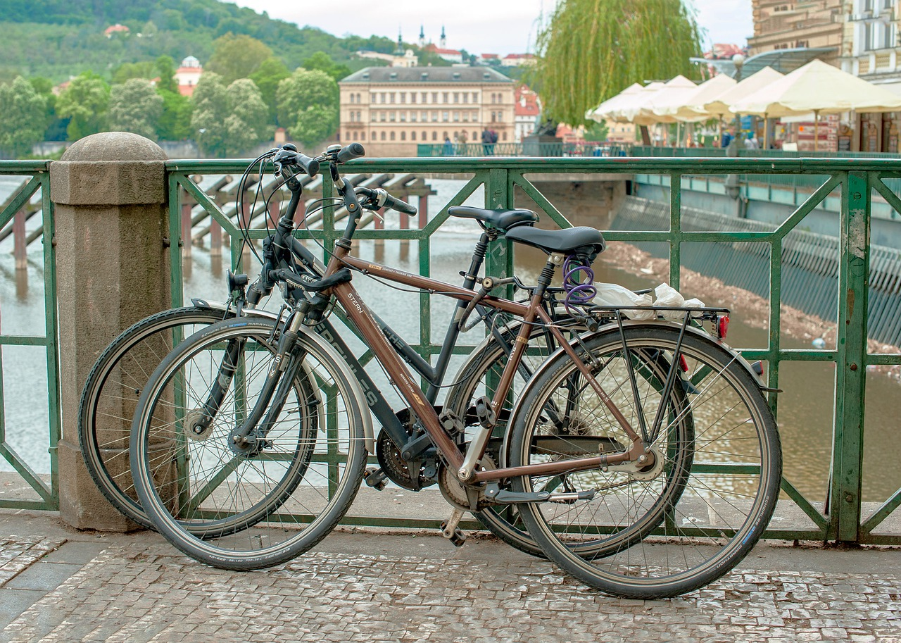 Stop złodziejom rowerów