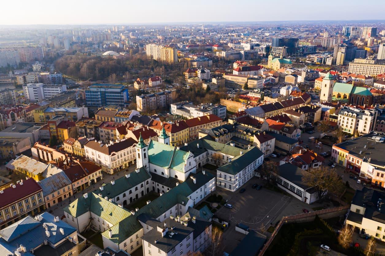 Top 10 rowerowych miast w Polsce