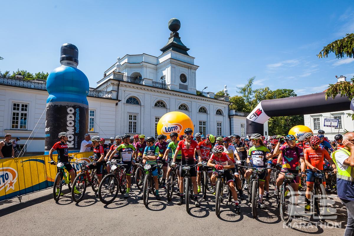 16 maja. LOTTO Poland Bike Marathon jedzie do Jabłonny