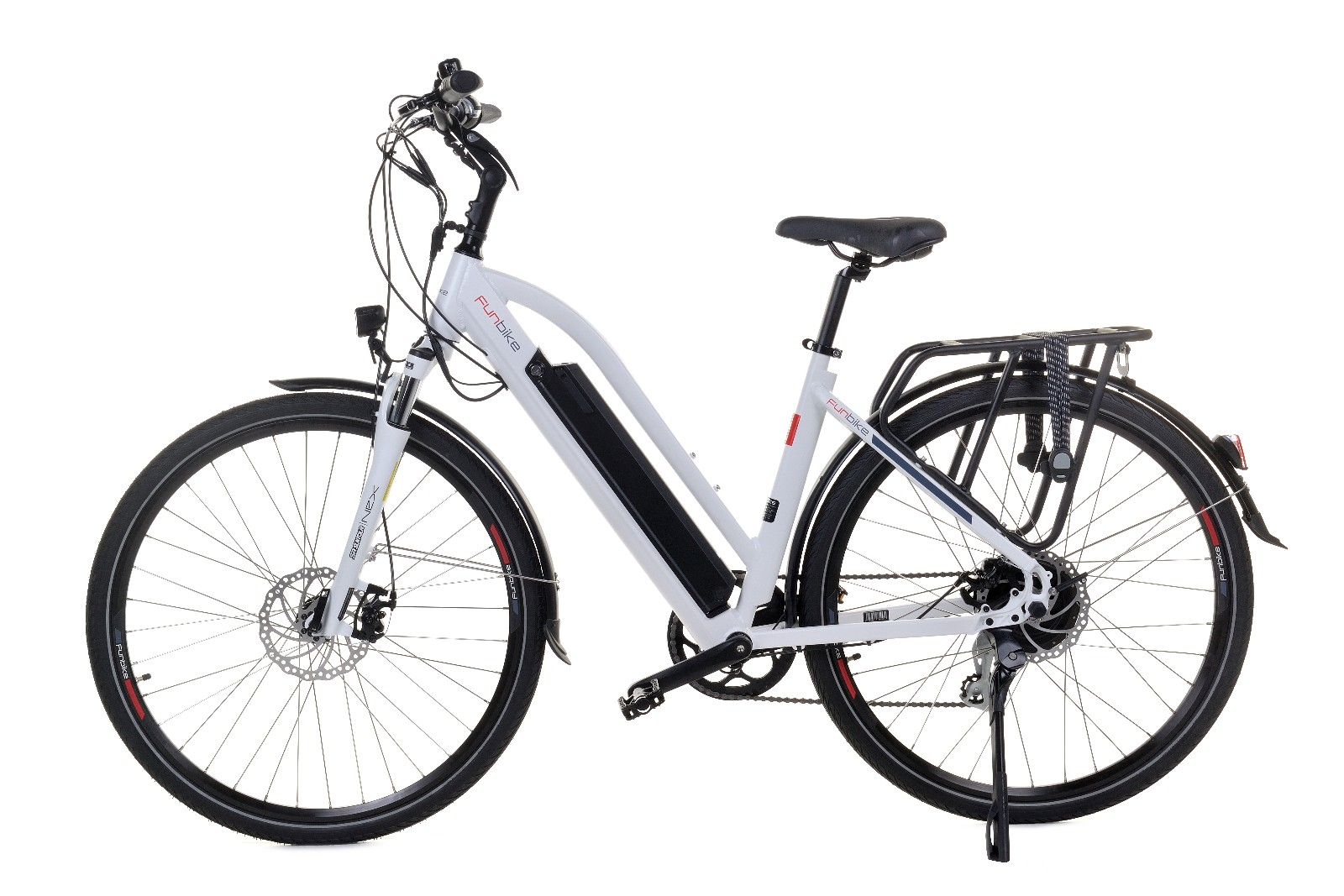 Rower elektrycznyFunbike EVO Lwyprodukowany w Polsce! Powered by Ecobike!