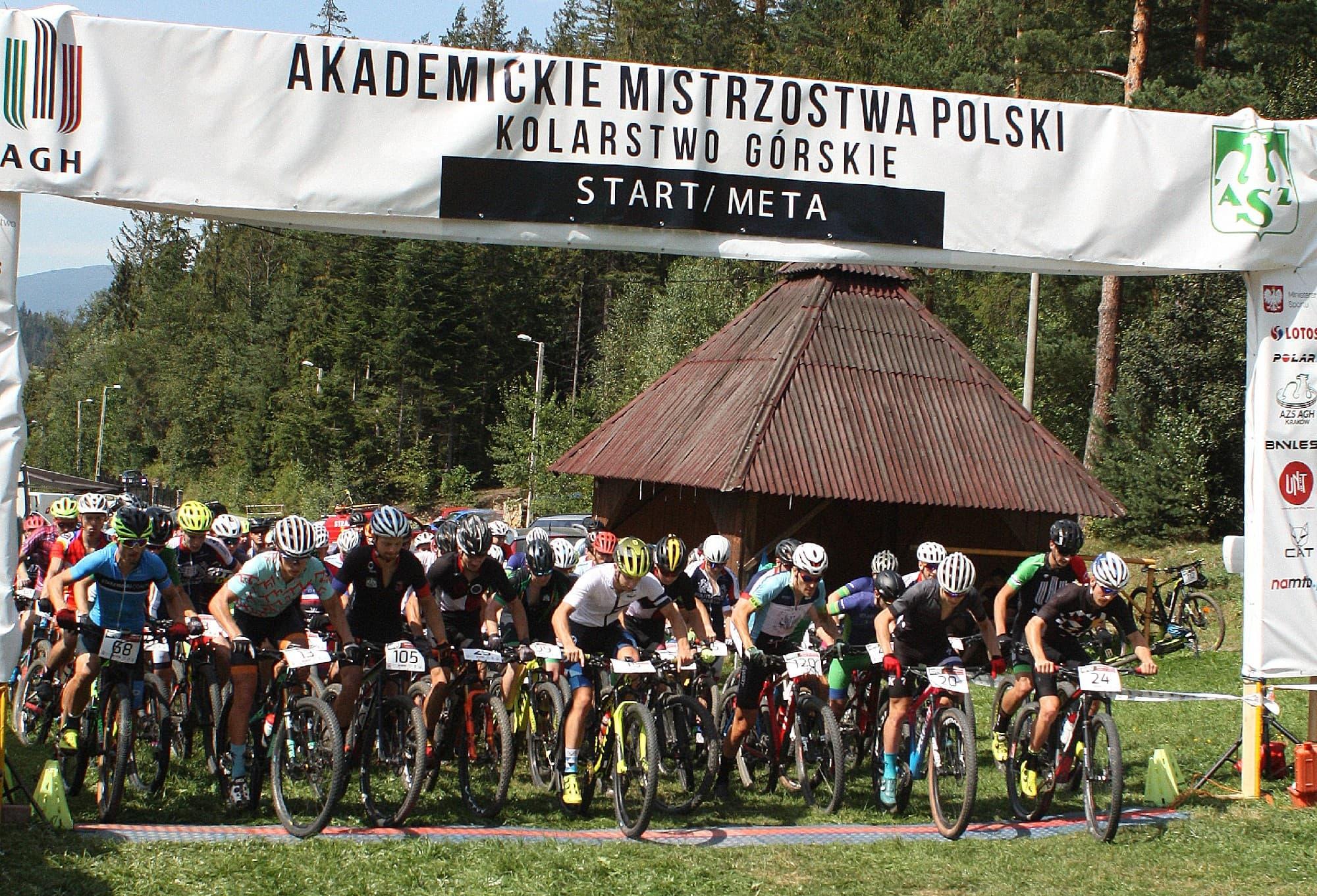 Akademickie Mistrzostwa Polski w kolarstwie górskim 2021