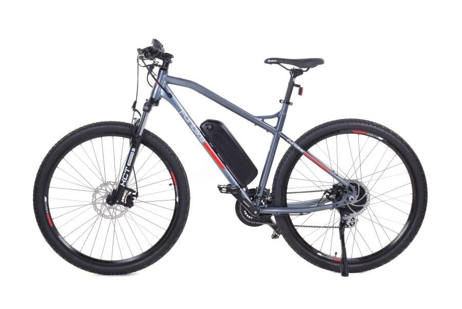 Rower elektryczny Funbike POWER 5.0 wyprodukowany w Polsce. Powered by Ecobike