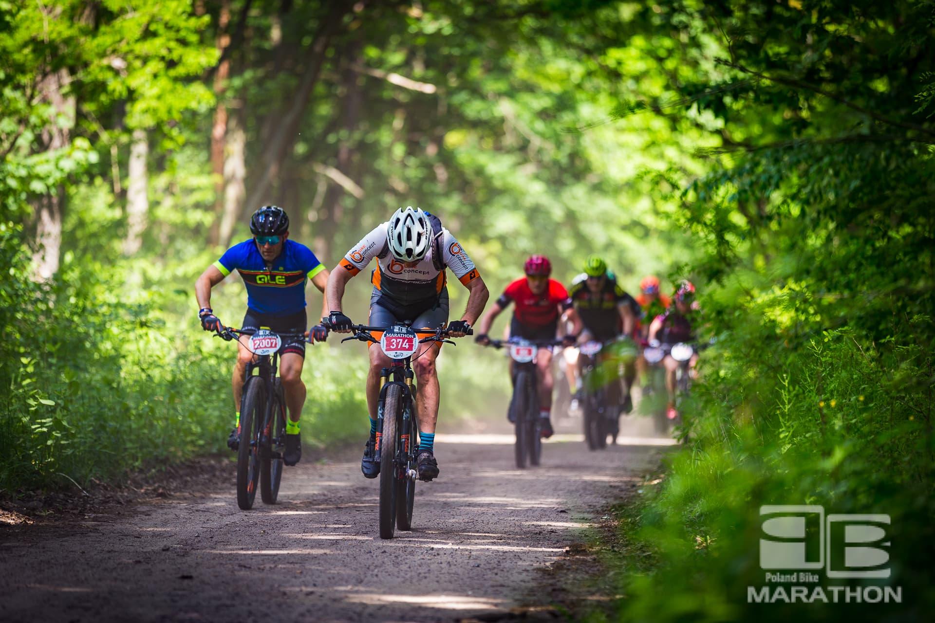 LOTTO Poland Bike Marathon w Nadarzynie