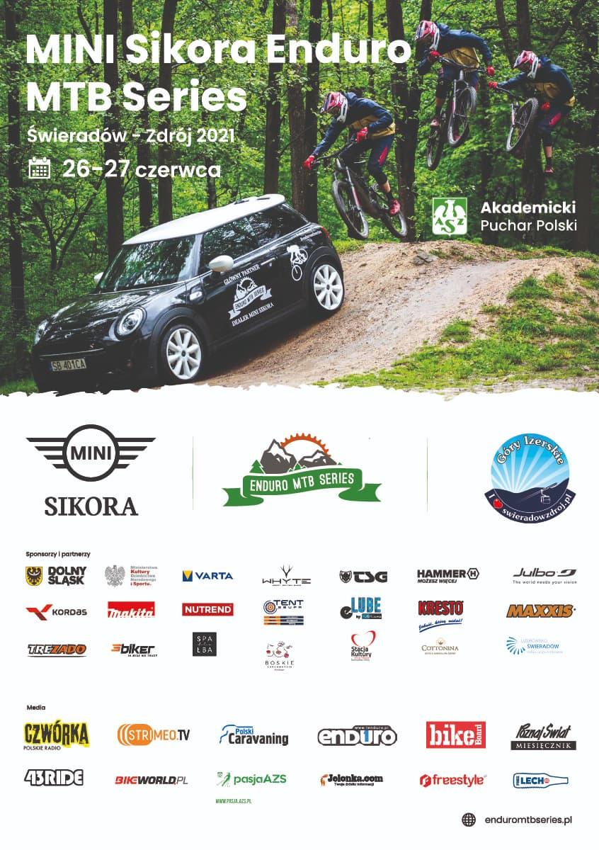 MINI Sikora Enduro MTB Series – weekend dla całej rodziny