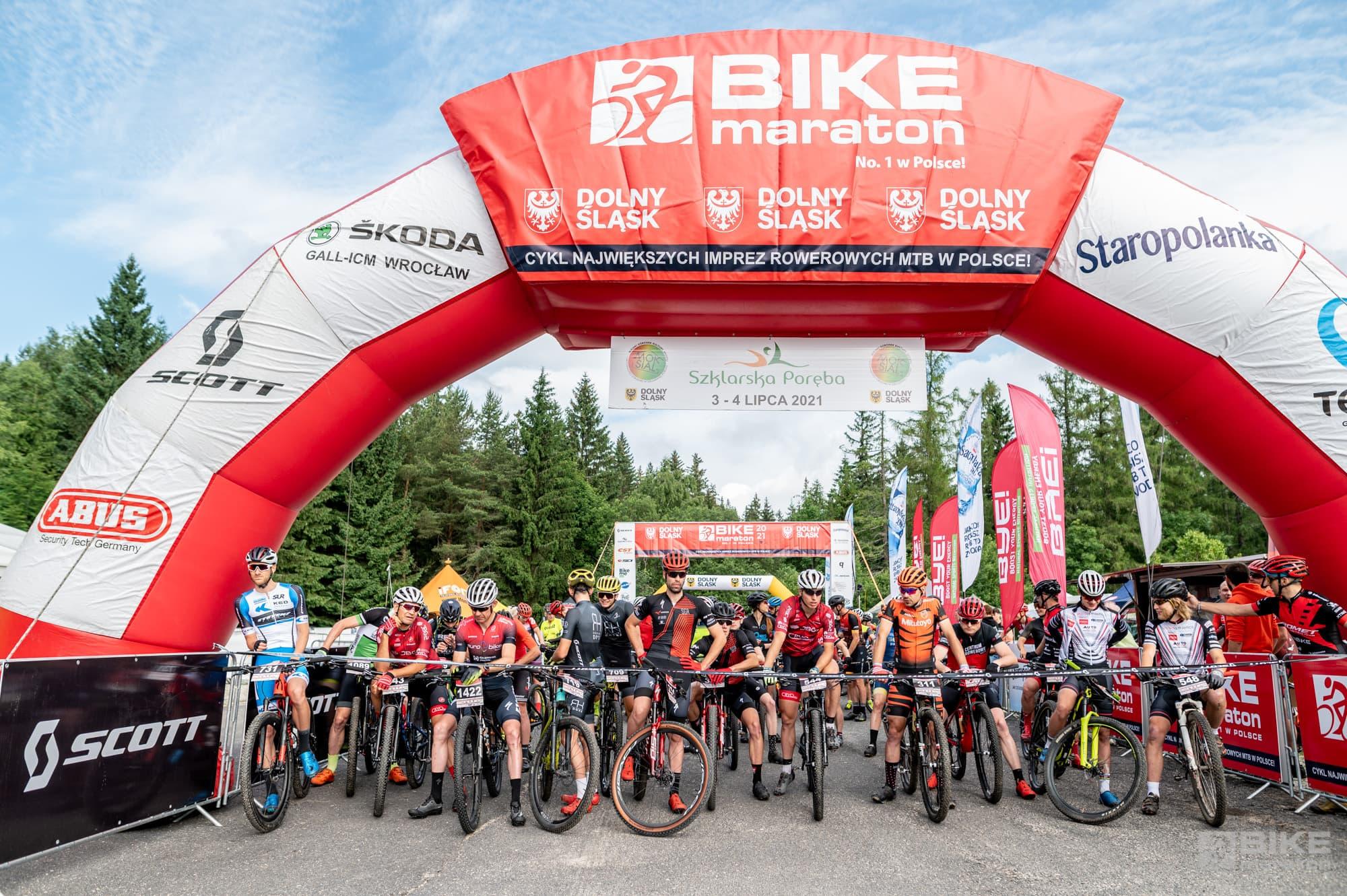 Rożek i Konwa najlepsi w Ultra. Bike Maraton Szklarska Poręba