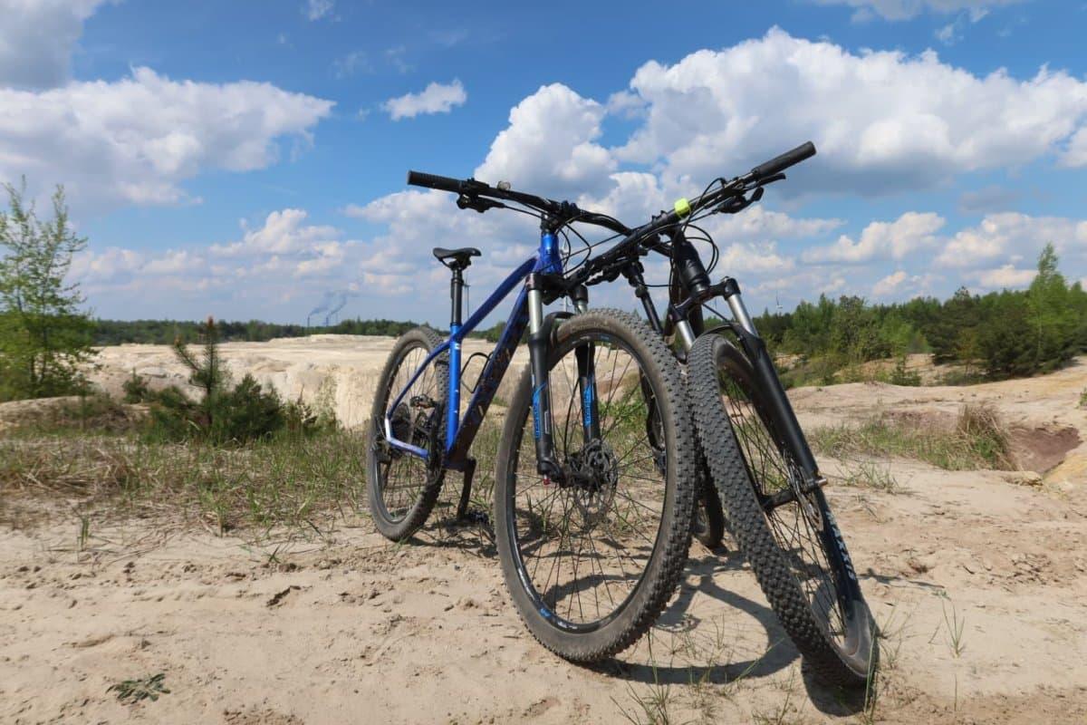 MTB Kamieńsk – sprawdź się na najwyższej górze w centralnej Polsce!