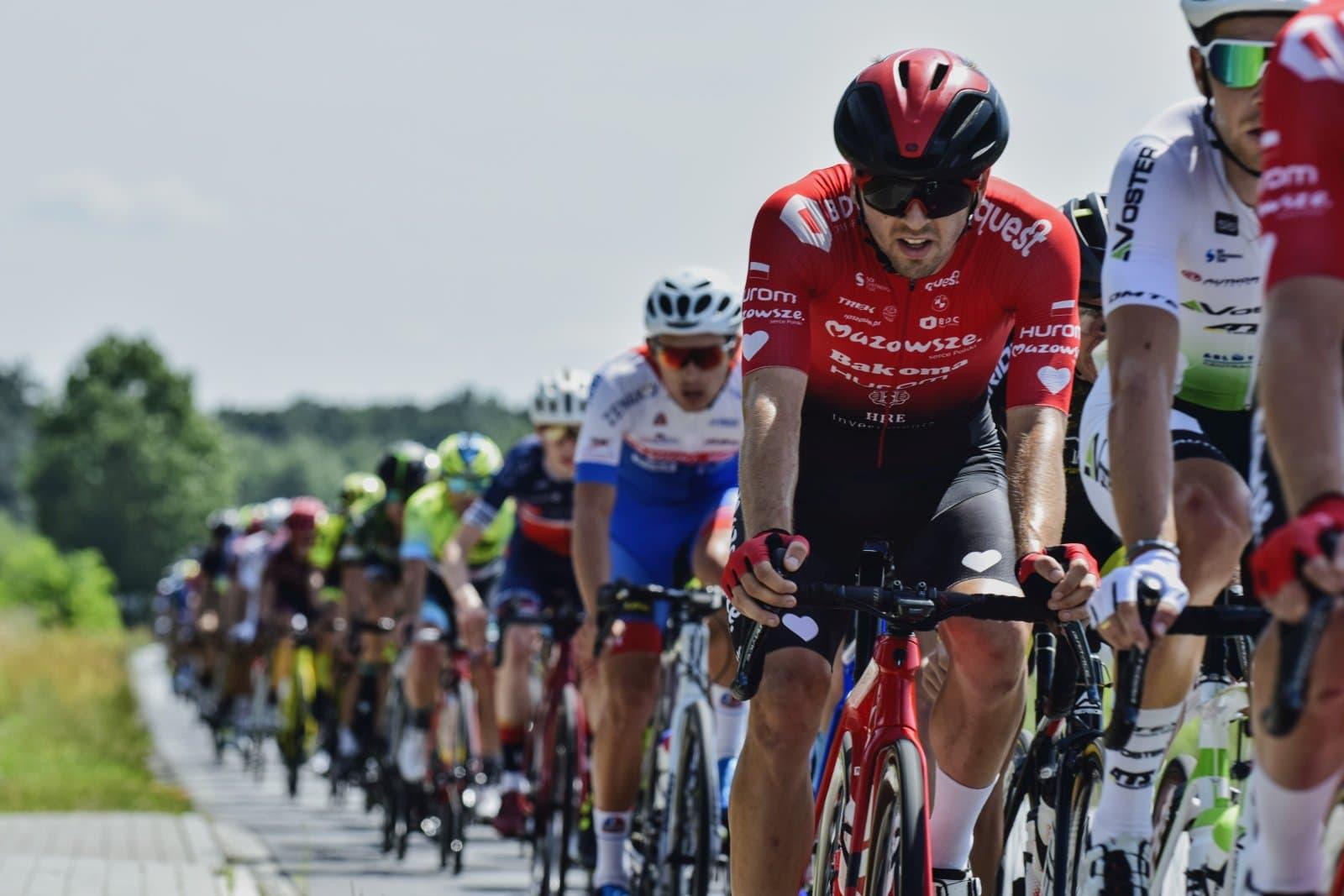 Visegrad 4 Bicycle Race-Grand Prix Polski dla Itamara Einhorna