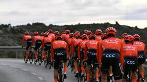 CCC Team wycofuje się ze startu w Paryż-Nicea
