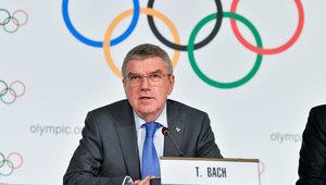 Igrzyska Olimpijskie w  Tokio oficjalnie przełożone