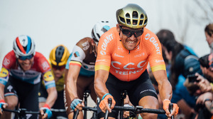 Greg Van Avermaet wygrywa De Ronde 2020 Lockdown Edition