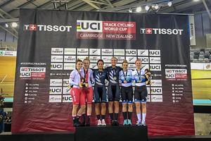 Srebrny medal i rekord Polski!
