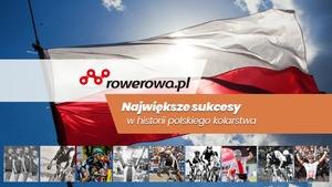 Największe sukcesy w historii polskiego kolarstwa #6: Pierwszy medal...
