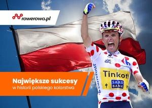 Największe sukcesy w historii polskiego kolarstwa #7: Rafał Majka...