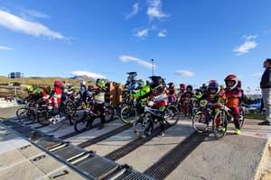 Start kontrolny kadry BMX