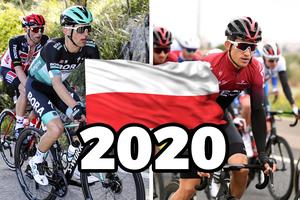 Na co stać polskich kolarzy szosowych w sezonie 2020?