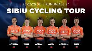 Cztery polskie ekipy na starcie Sibiu Tour!
