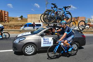 Team Novo Nordisk z dziką kartą na 77. Tour de Pologne