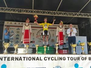 Patryk Stosz przejmuje koszulkę lidera Tour of Bulgaria