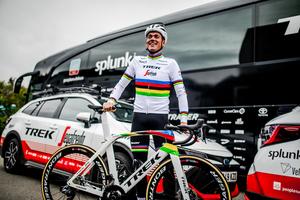 Tour de Pologne 2020: Popis Madsa Pedersena w Zabrzu